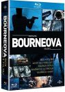 BLU-RAY Film - Bourneova kolekcia (4 Bluray)