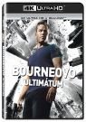 BLU-RAY Film - Bourneovo ultimátum UHD + BD
