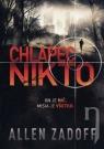 Kniha - Chlapec Nikto