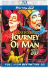 BLU-RAY Film - Cirque du Soleil: Journey of Man (3D Bluray)