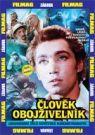DVD Film - Človek obojživelník