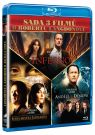 BLU-RAY Film - Dan Brown (3 Bluray)