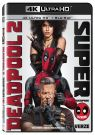 BLU-RAY Film - Deadpool 2 (2xUHD + 2xBD)