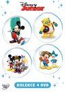 DVD Film - Disney Junior (4 DVD)