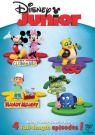 DVD Film - Disney Junior: Príbehy s prekvapením