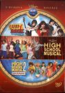 DVD Film - Disney Teenage Kolekcia (Camp Rock, High school musical 1,2) (3 DVD)