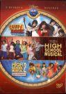 DVD Film - Disney Teenage Kolekcia (Camp Rock, High school musical 1,2) (3 DVD)