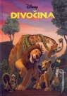 Kniha - Divočina - Disney