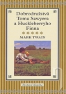 Kniha - Dobrodružstvá Toma Sawyera a Huckleberryho Finna