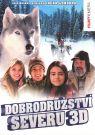 DVD Film - Dobrodružstvo severu 3D + 2D (digipack)