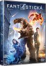 DVD Film - Fantastická štvorka (2015)