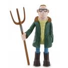 Hračka - Figúrka Farmár - Ovečka Shaun (6 cm)