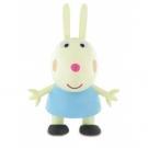 Hračka - Figúrka zajačik Rebeca - Prasiatko Peppa (6 cm)