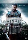 DVD Film - Gladiátor (historický film) - 10. výročie