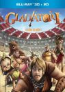BLU-RAY Film - Gladiátori 3D/2D