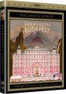 DVD Film - Grandhotel Budapešť - oscarová edícia