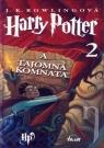 Kniha - Harry Potter 2 - A tajomná komnata, 2. vydanie
