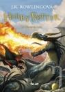 Kniha - Harry Potter 4 - A ohnivá čaša, 3. vydanie