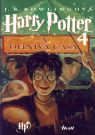 Kniha - Harry Potter 4 - A ohnivá čaša