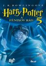 Kniha - Harry Potter 5 - A Fénixov rád