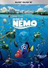 BLU-RAY Film - Hľadá sa Nemo 3D/2D (2 Bluray)