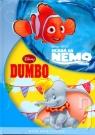 Kniha - Hľadá sa Nemo/Dumbo
