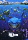 Kniha - Hľadá sa Nemo - Filmový príbeh 3D