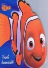 Kniha - Hľadá sa Nemo - Veselí kamaráti - leporelo