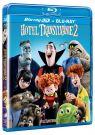 BLU-RAY Film - Hotel Transylvánia 2 - 3D