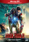 BLU-RAY Film - Iron Man 3 3D/2D (2 Bluray)