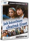 DVD Film - Jak básníkům chutná život - remastrovaná verzia