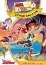 DVD Film - Jake a piráti zo Zeme Nezeme: Záchrana Země Nezemě