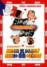 DVD Film - Jeden hot a druhý čehý (papierový obal)