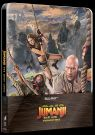 BLU-RAY Film - Jumanji: Ďalší level - Steelbook