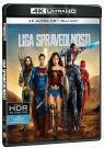 BLU-RAY Film - Justice League 2BD (UHD+BD)