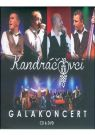 CD - KANDRACOVCI - GALAKONCERT (CD+DVD)