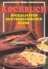 Kniha - Kochbuch