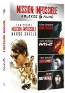 BLU-RAY Film - Kolekce: Mission Impossible I. - V. (5 Bluray)