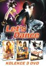 DVD Film - Kolekcia: Lets Dance (3DVD)
