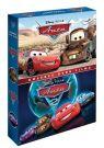 DVD Film - Kolekcia: Autá 1 + 2 (2 DVD)