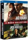 BLU-RAY Film - Kolekcia Jack Reacher (2 Bluray)