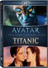BLU-RAY Film - Kolekcia James Cameron: Avatar 3D + Titanic 3D (6 Bluray)
