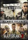 BLU-RAY Film - Kolekcia Mariňák 1 + 2 (2 Bluray)