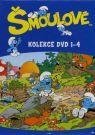 DVD Film - Kolekcia Šmolkovia 1-4 (4 DVD)