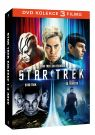 DVD Film - Kolekcia: Star Trek 1- 3 (3 DVD)