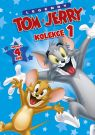 DVD Film - Kolekcia Tom a Jerry (4 DVD)