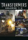 DVD Film - Kolekcia: Transformers: 1 - 4 (4 DVD)