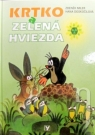 Kniha - Krtko a zelená hviezda