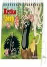 Kniha - Krtko SK - stolní kalendář 2013