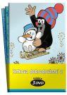 DVD Film - Krtkova dobrodružství 2. (4 - 6)(3 DVD)